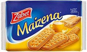 BISCOITO MAIZENA - ZABET - 400g