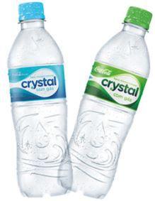 Agua mineral - Crystal
