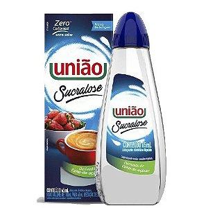 Adoçante liquido de sucralose - Uniao - 65ml