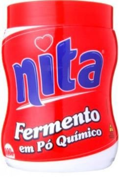 Fermento em po - Nita - 100g