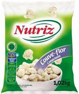 COUVE FLOR CONGELADO - NUTRIZ - 1,02kg