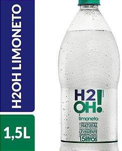 Refrigerante de limao - H2oh