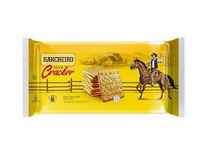 BISCOITO CREAM CRACKER - RANCHEIRO - 600g