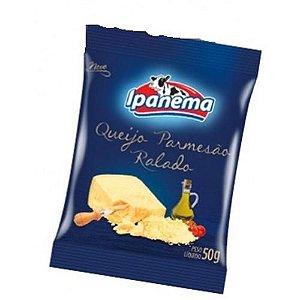 Queijo parmesao ralado - Ipanema - 50g