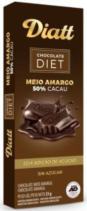 CHOCOLATE DIET - DIATT - 25g