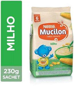 Mucilon de milho sache - Nestle - 230g