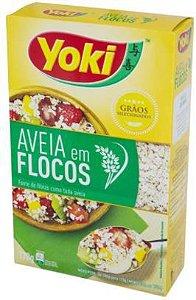 AVEIA EM FLOCOS - YOKI - 170g