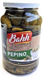 PEPINO EM CONSERVA - BAHH - 300g