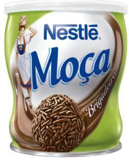 BRIGADEIRO FIESTA MOÇA - NESTLE - 385g