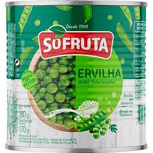 ERVILHA EM LATA - SOFRUTA - 170g