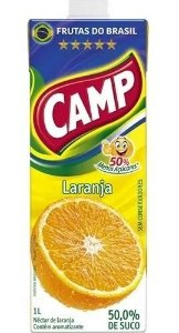 SUCO NECTAR - CAMP - 1L