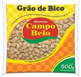 GRAO DE BICO - CAMPO BELO - 500g