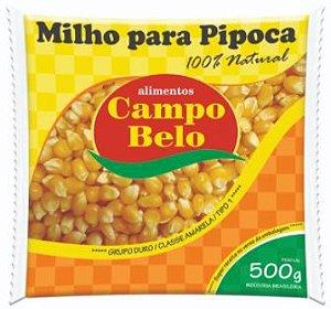 MILHO DE PIPOCA - CAMPO BELO - 2kg