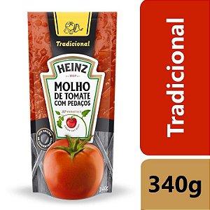 Molho de tomate tradicional - Heinz