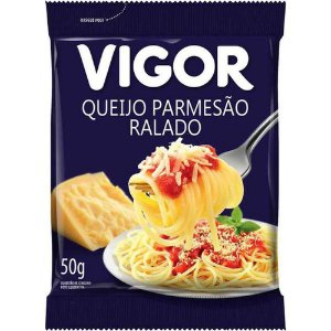 QUEIJO PARMESAO RALADO - VIGOR