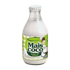 Leite de coco - Mais coco