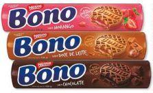 Biscoito recheado bono - Nestle - 126g