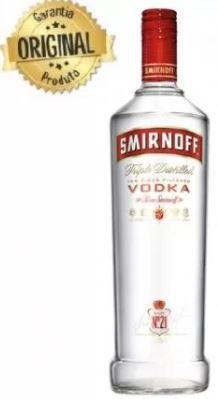 VODKA - SMIRNOFF - 1L