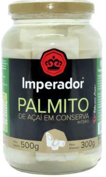 PALMITO DE AÇAI - IMPERADOR