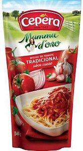 Molho de tomate tradicional - Cepera - 340g