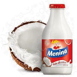 LEITE DE COCO - MENINA