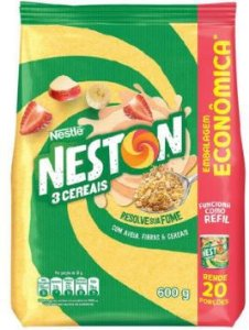 NESTON 3 CEREAIS - NESTLE