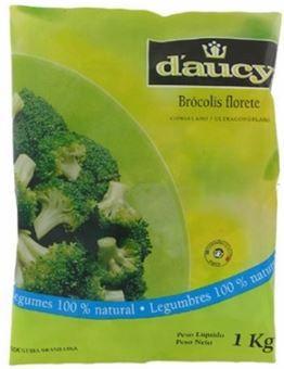 BROCOLIS CONGELADO - DAUCY