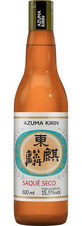 Saque tradicional azuma - Kirin - 600ml