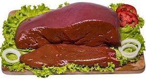 Figado bovino - Por kg