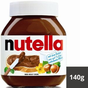 Creme de avela - Nutella