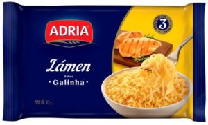 Macarrao instantaneo lamen - Adria - 74,3g
