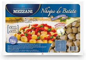Massa nhoque de batata - Mezzani