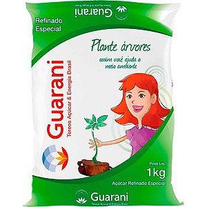 Açucar refinado - Guarani - 1kg