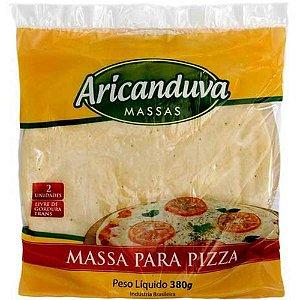 MASSA PIZZA BROTINHO - ARICANDUVA - 280g