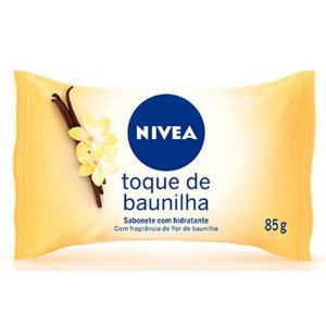SABONETE EM BARRA - NIVEA - 85g