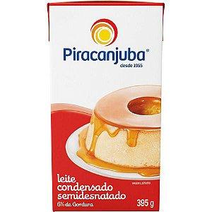 Leite condensado semidesnatado - Piracanjuba - 395g