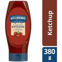 Ketchup tradicional - Hellmanns - 380g
