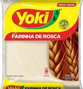 FARINHA DE ROSCA - YOKI - 500g