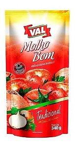 Molho de tomate tradicional - Val - 340g