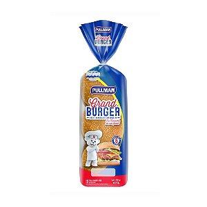 Pao de hamburguer brioche - Pullman - 520g