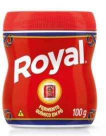 Fermento em po - Royal