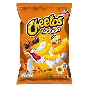 Salgadinho cheetos sabor parmesao - Elma chips