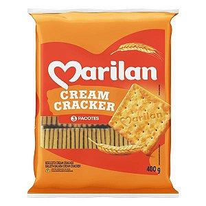 Biscoito cream cracker - Marilan