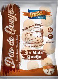 Pao de queijo - Freskimassas