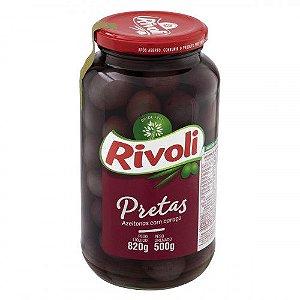 Azeitona preta - Rivoli - 500g