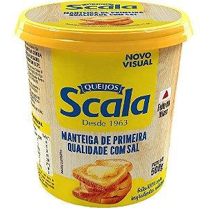 Manteiga com sal - Scala - 500g