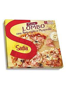 Pizza congelada - Sadia