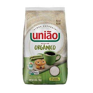 Açucar cristal organico - Uniao - 1kg
