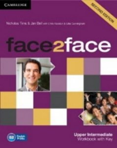 Face2face Upper Intermediate -Workbook With Key - 2nd Ed