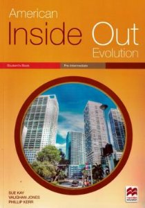 American Inside Out Evolution Pre-Intermediate - Students Pack With Workbook - With Key